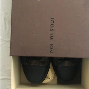 Worn Once authentic LV sneakers